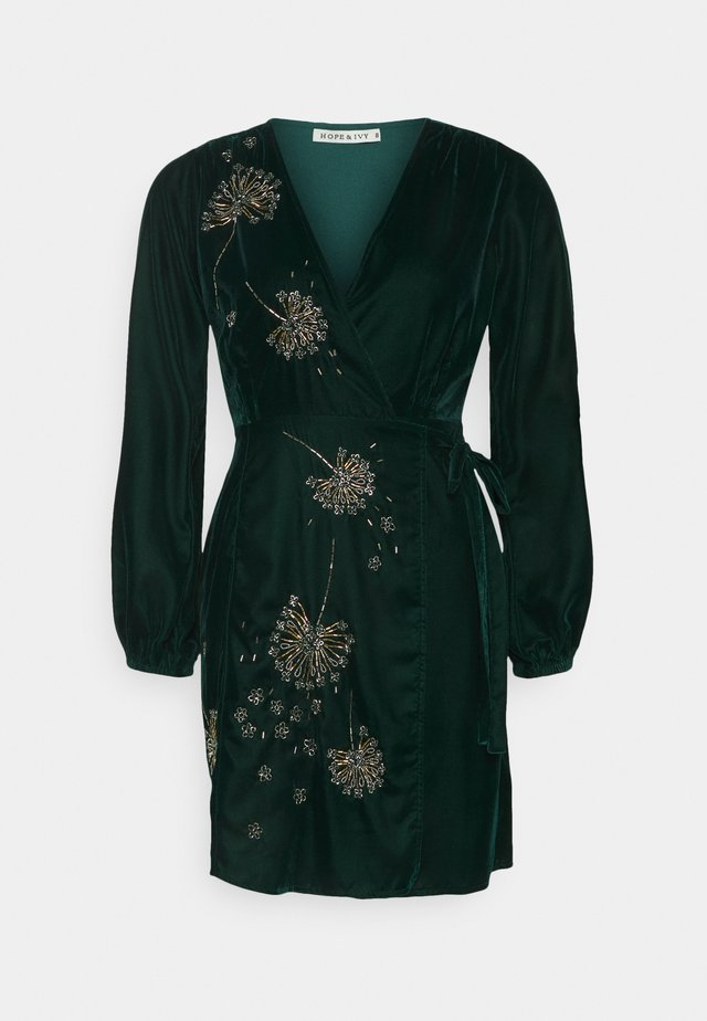 JOSEPHINE - Cocktail dress / Party dress - green