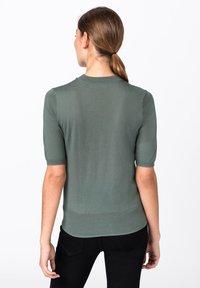 HALLHUBER - Print T-shirt - mint - 1