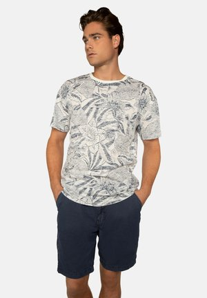 RENWICK - T-shirt print -  blue