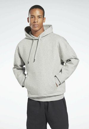 DREAMBLEND COTTON HOODIE - Hoodie - grey