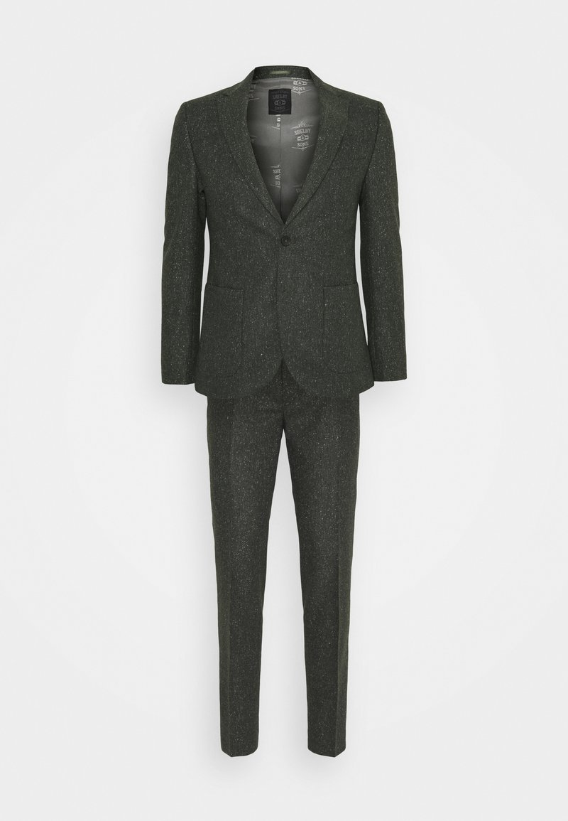 Shelby & Sons - SIRIUS SUIT - Suit - khaki