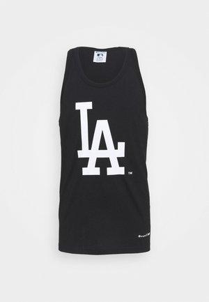 MLB LA DODGERS TANK - Club wear - black