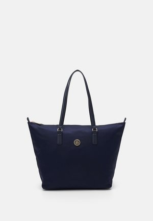 POPPY TOTE - Shoppingveske - blue