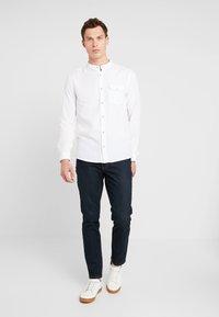 Burton Menswear London - GRANDAD - Shirt - white - 1