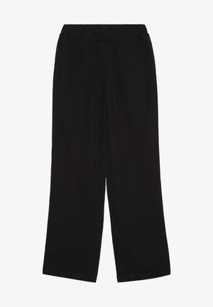 LOPEZ PANT - Kalhoty - black