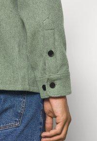 ARKET - Skjorta - khaki/green - 4