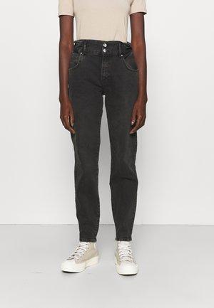 ONLINC LU - Jeans Tapered Fit - black denim