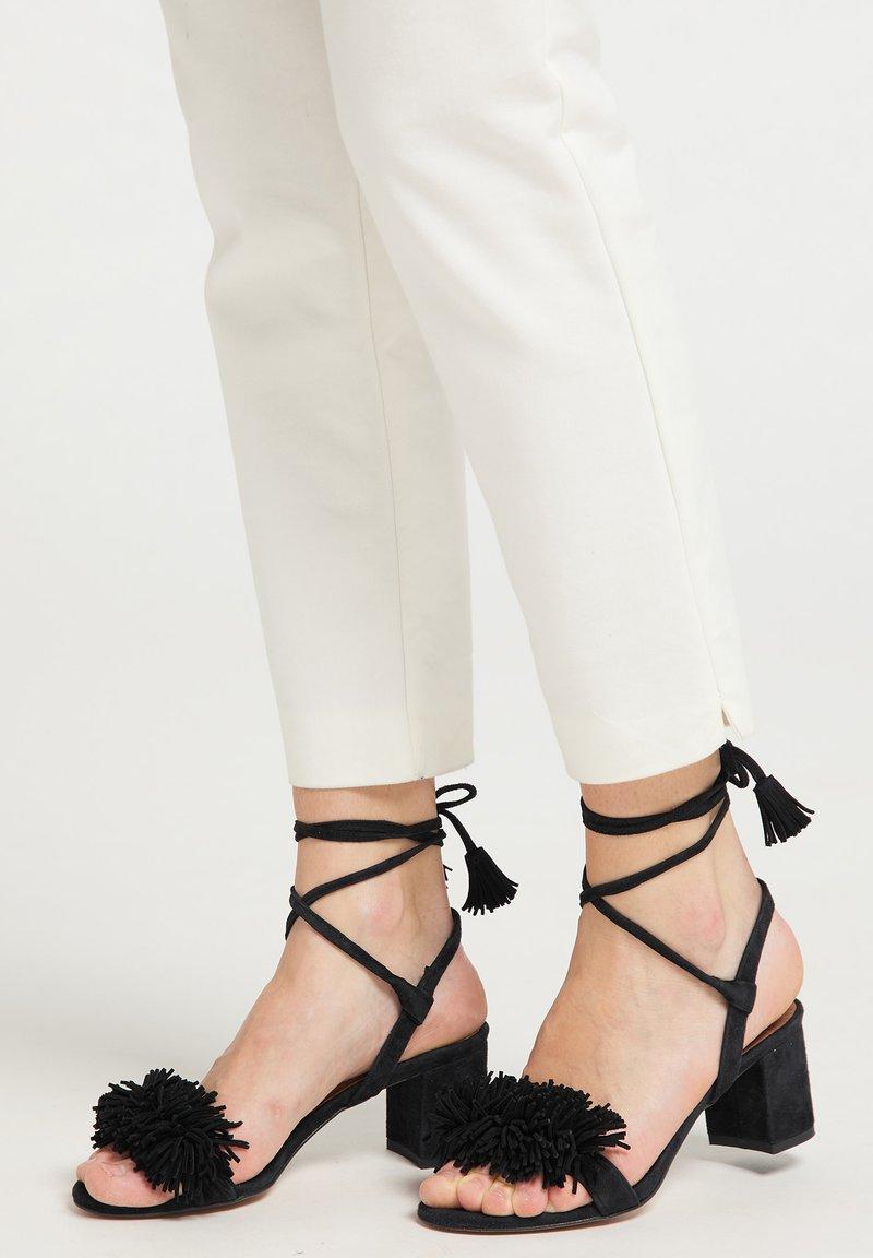 IZIA - Sandals - black