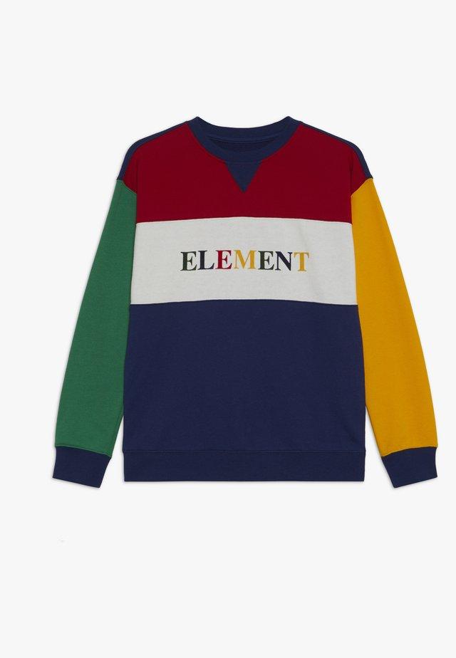 BLOCKY BOY - Sweater - multi