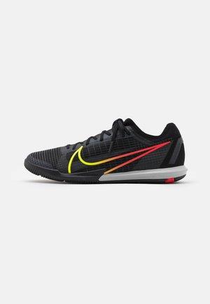 MERCURIAL ZOOM VAPOR 14 PRO IC - Indoor football boots - black/cyber/off noir