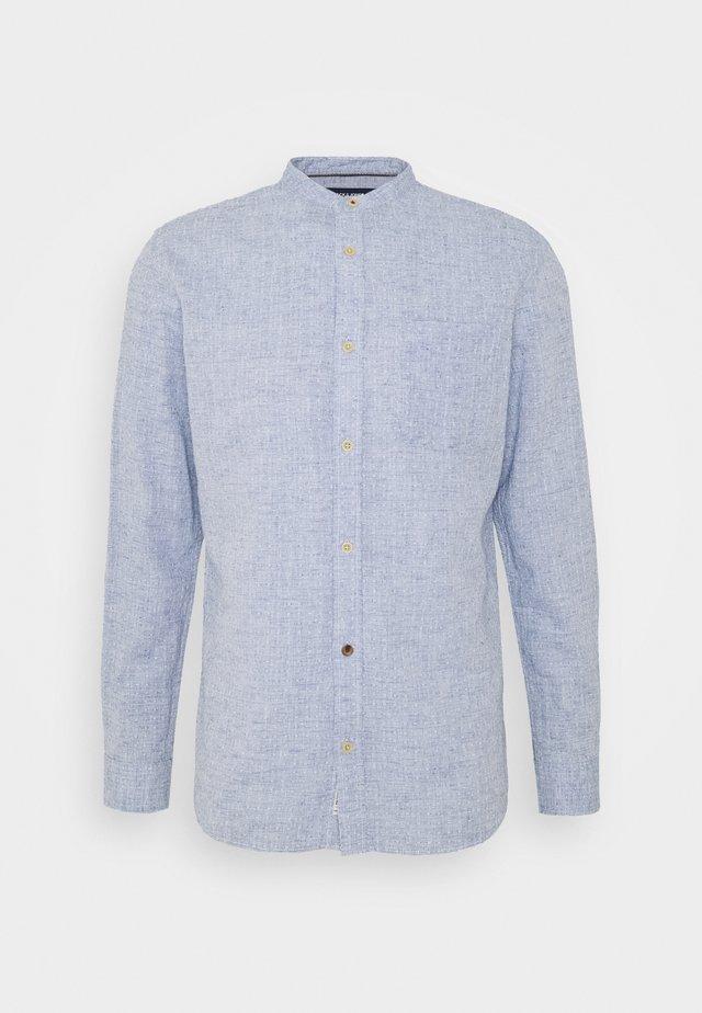 JPRBLUSUMMER DOBBY BAND  - Koszula - blue