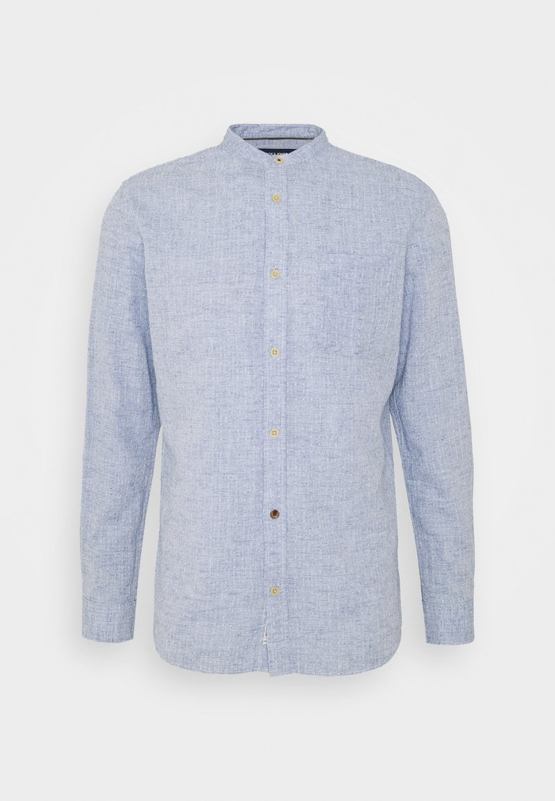 Jack & Jones - JPRBLUSUMMER DOBBY BAND  - Shirt - blue