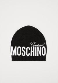 MOSCHINO - HAT - Beanie - black - 0