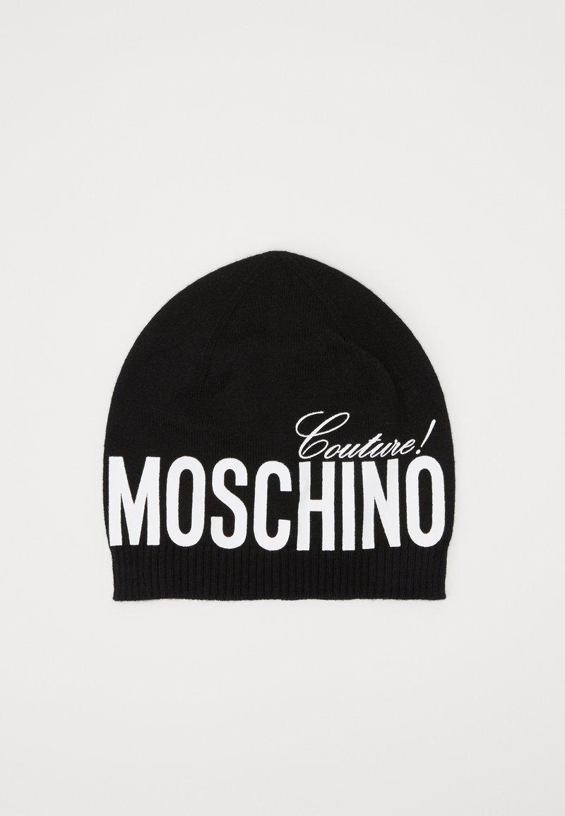 MOSCHINO - HAT - Beanie - black