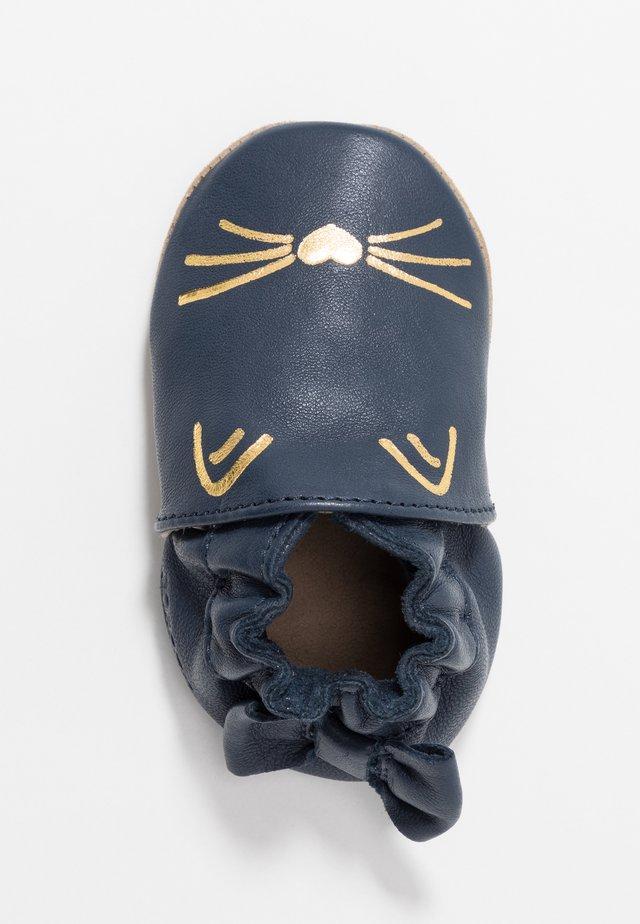 CAT - Chaussons pour bébé - marine