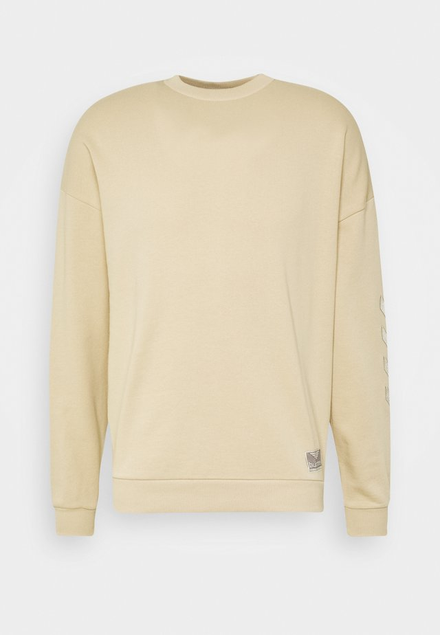 URBAN - Sweatshirt - pale khaki