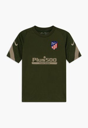 ATLETICO MADRID - Club wear - cargo khaki/khaki