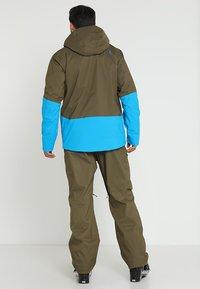 The North Face - SICKLINE - Ski jacket - green - 2