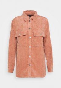 CORY - Button-down blouse - rose dawn