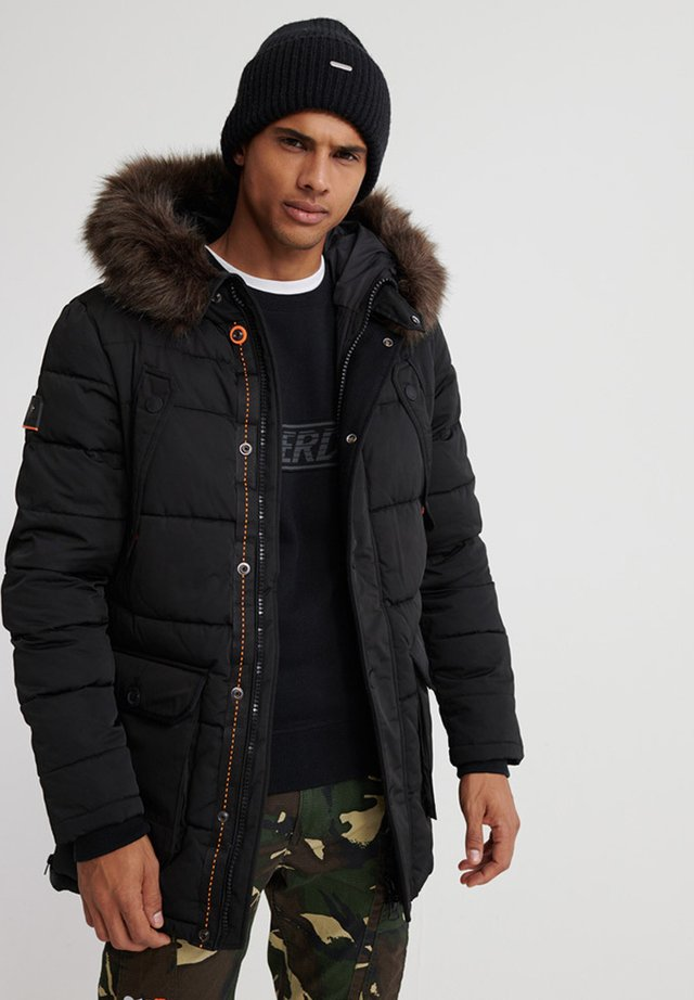 CHINOOK - Winter coat - black