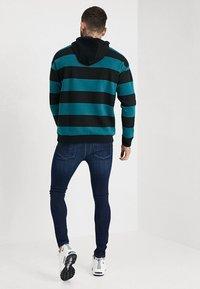 Pier One - Jeans Skinny Fit - dark-blue denim - 2