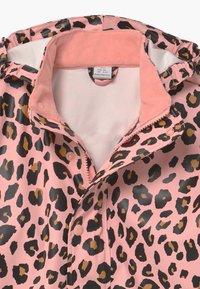 Lindex - SMALL KIDS - Vodotěsná bunda - pink - 3