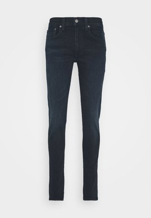 SKINNY TAPER - Jeans Skinny Fit - blue ridge adv