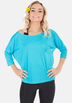 MCS001 ULTRA LIGHT - Long sleeved top - sky blue
