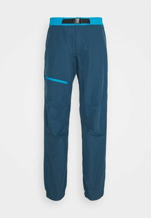 MENS TEKOA PANTS  - Trousers - baltic sea