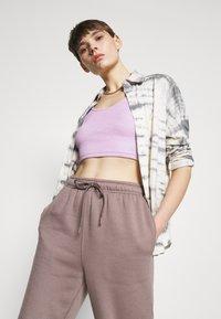 Weekday - ELINA TANK - Top - purple - 4
