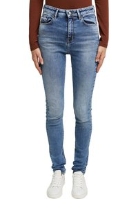 Esprit - Jeans Skinny - blue light washed - 0