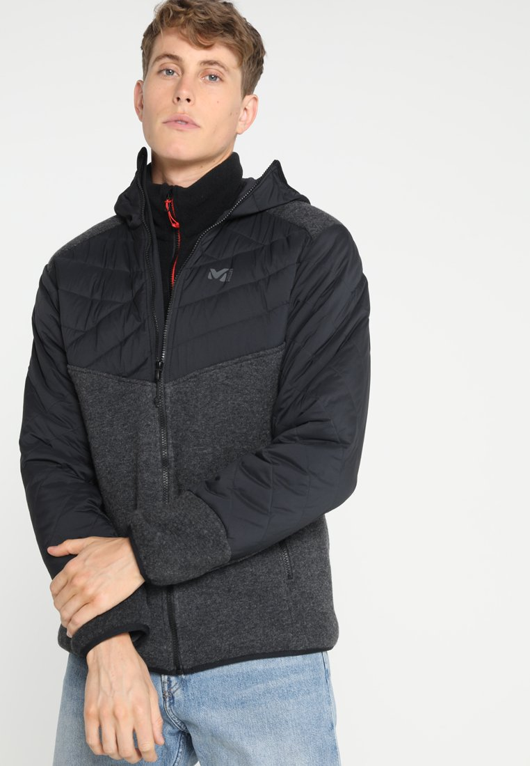 Uomo DUAL ICELAND HOODIE - Giacca outdoor