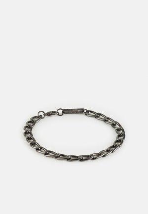 DECO NUANCE CHAIN BRACELET - Bracelet - gunmetal