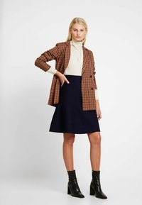 Soft Rebels - SRHENRIETTA SKIRT - A-linjekjol - total eclipse - 1