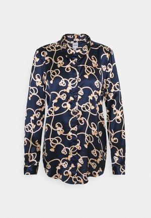 IHROPE - Button-down blouse - dark sapphire