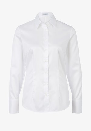 FRIDA MODERN FIT - Button-down blouse - weiß