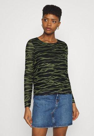 JDYELSA  - Long sleeved top - olive branch