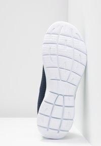 Skechers Wide Fit - SUMMITS - Trainers - navy/aqua - 6