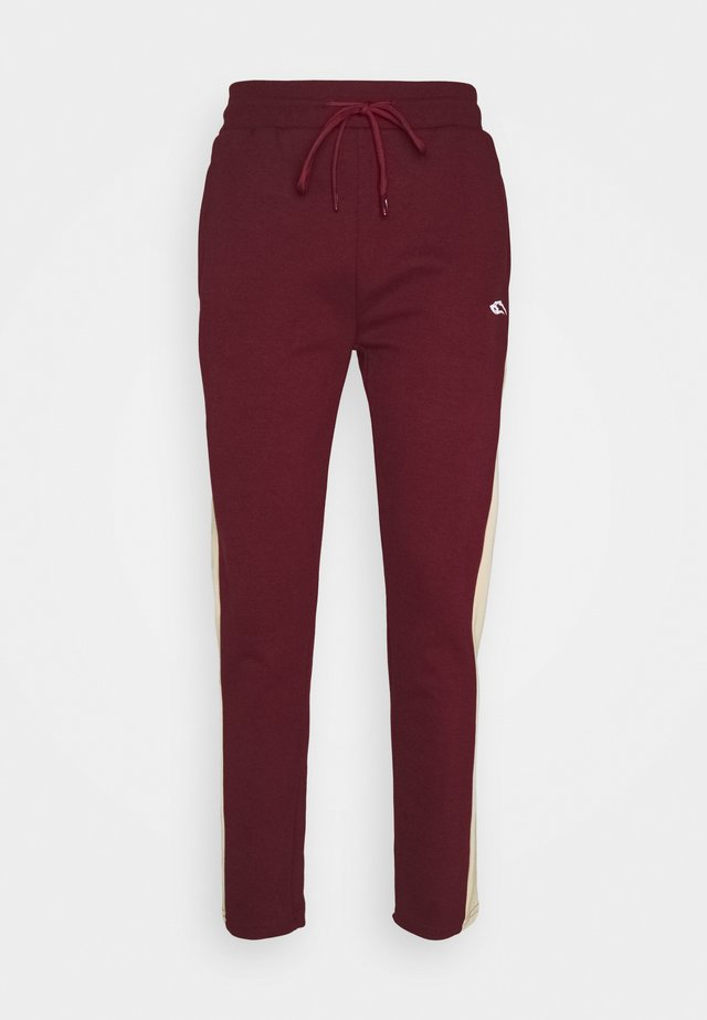 HERREN POWER - Pantaloni sportivi - bordeaux