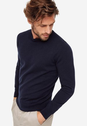 Jumper - blue navy