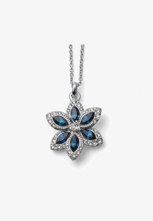 KETTE MIT ANHÄNGER GLORY - Necklace - blau