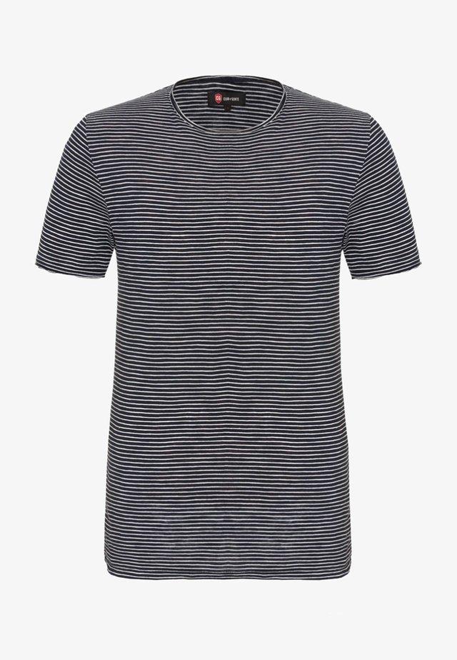 BAYO - Print T-shirt - blue