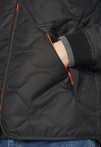 Petrol Industries - Short coat - black