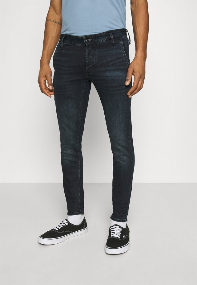 YORK - Jeans Skinny Fit - blue