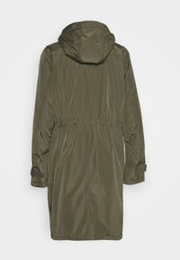 Ilse Jacobsen - FUNCTIONAL RAINCOAT - Vodotěsná bunda - army - 1