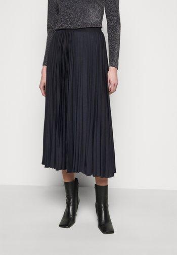 COLIBRI - A-line skirt - blau