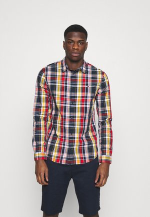 SEASONAL CHECK SHIRT - Shirt - multi-coloured