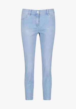 Slim fit jeans - bleach mit use
