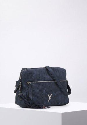 ROMY BASIC - Across body bag - blue