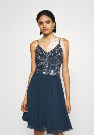 FAITH SKATER - Cocktail dress / Party dress - navy